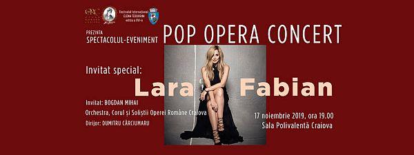 Bogdan Mihai este invitat in concertul artistei Lara Fabian de la Craiova