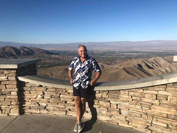 George Rotaru si marilyn monroe, desert palms prings, california, avioane pierdute, dallas, londra